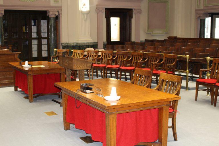 Courtroom Interior 2